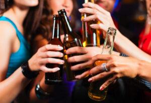 cantidad de alcohol segura