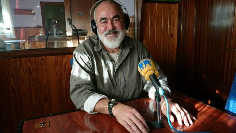 ENTREVISTA DE RADIO: GEOFFREY Y LA ANSIEDAD