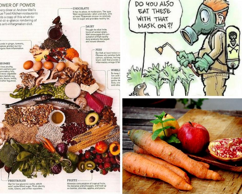recomendaciones alimentarias