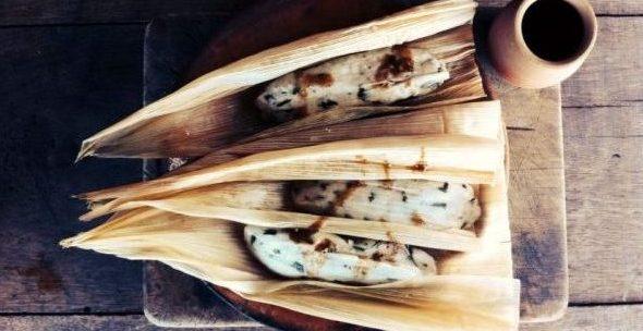 Tamales De Chipilín Al Estilo Oaxaqueño