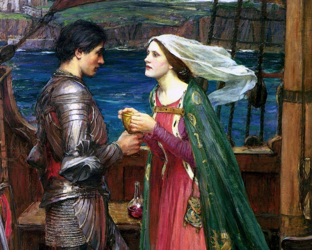 Tristan And Isolde 1280×1024 24