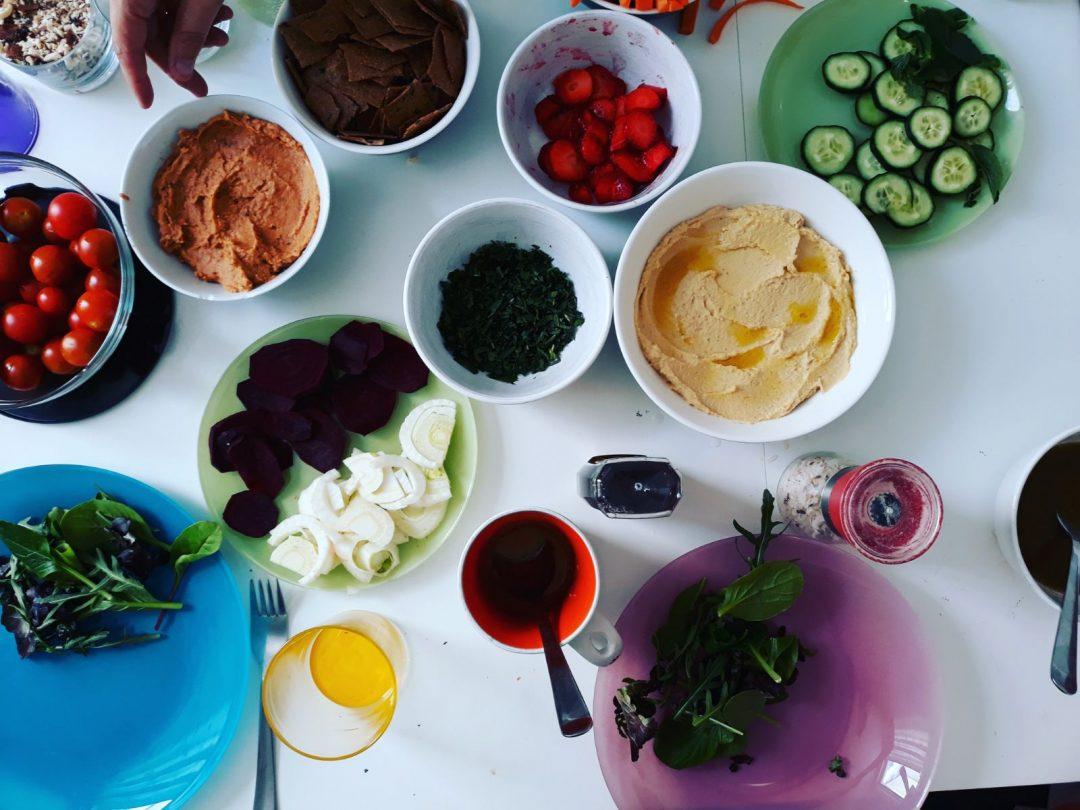 Una Frase Para Reflexionar + 5 Ideas De Snacks Nutritivos Y Deliciosos