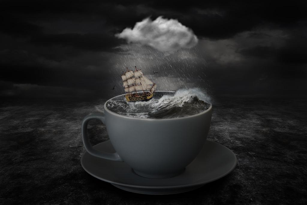 Una Tormenta En Una Tacita De Café