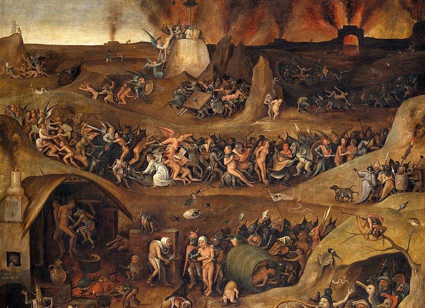 Inferno De La Ira